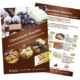 flyer sjabloon chocolaterie Mauritsz