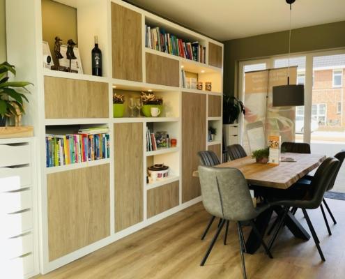 Ontwerp boekenkast