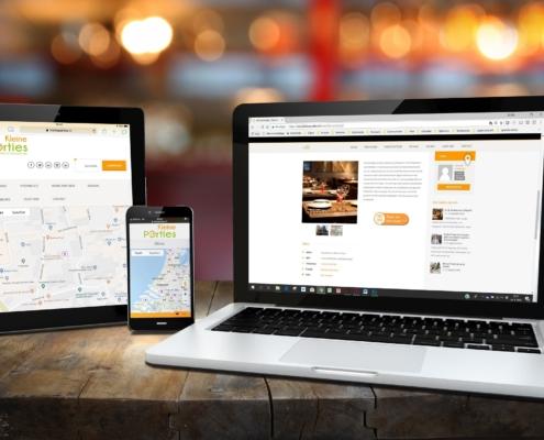 Positionering nieuw restaurantplatform KleinePorties